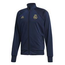 Real Madrid Icon Jacket Blå