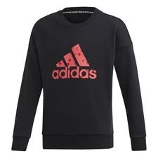 Must Haves Badge of Sport Sweatshirt Schwarz
