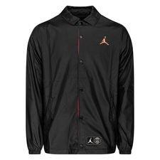 Nike Jacka Tränare Jordan x PSG - Svart/Röd LIMITED EDITION