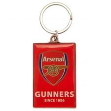 Arsenal Deluxe Nyckelring - Röd