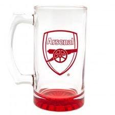 Arsenal Ölglas - Röd