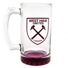 West Ham Ölglas - Röd