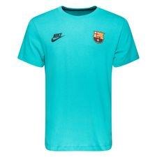 Barcelona T-Shirt Inspired - Turkos Barn