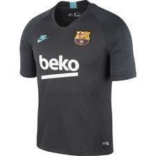 Barcelona Tränings T-Shirt Breathe Strike - Grå/Turkos