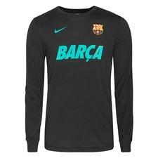 Barcelona T-Shirt Dry Match - Grå/Turkos