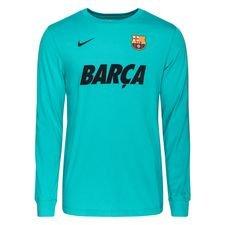Barcelona T-Shirt Dry Match - Turkos/Grå