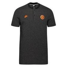 Chelsea Polo Authentic Grand Slam - Schwarz/Rush Orange
