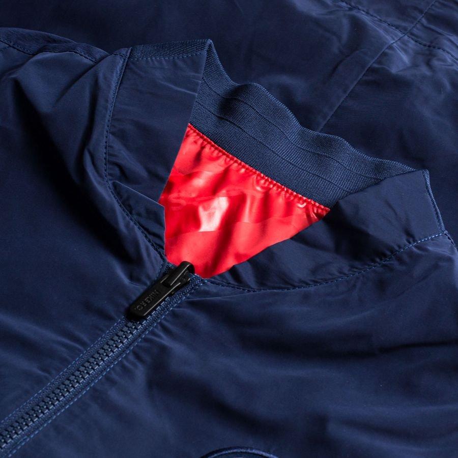 Paris Saint Germain Réversible Veste NSW Bleu MarineRouge