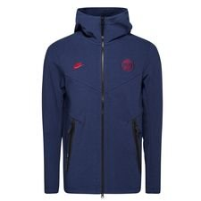 Paris Saint-Germain Luvtröja NSW Tech Pack - Navy/Röd