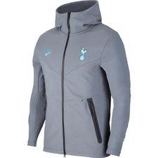 Tottenham Luvtröja NSW Tech Pack - Grå/Blå