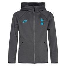 Tottenham Hoodie Tech Fleece Essentials - Grijs/Blauw Kinderen