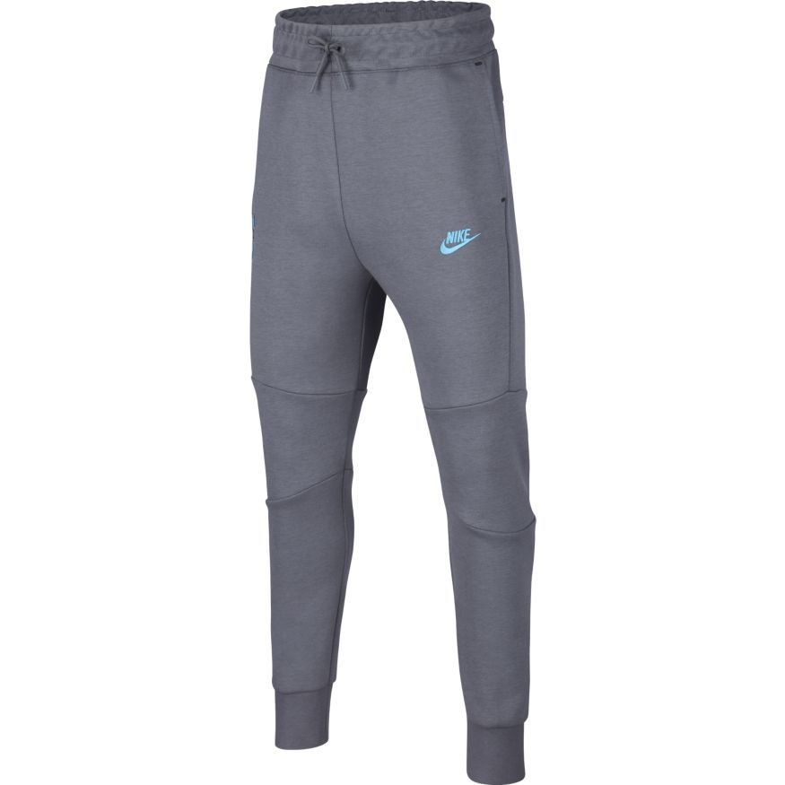 Tottenham Joggebukse NSW Tech Fleece GråBlå Barn