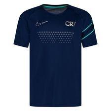 Nike Trainingsshirt Dry CR7 Dream Speed - Blauw/Groen/Zilver Kinderen <br/>EUR 25.00 <br/> <a href=