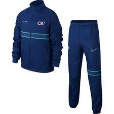 Nike Trainingsanzug Dry Academy CR7 Dream Speed - Blau/Grün/Silber Kinder