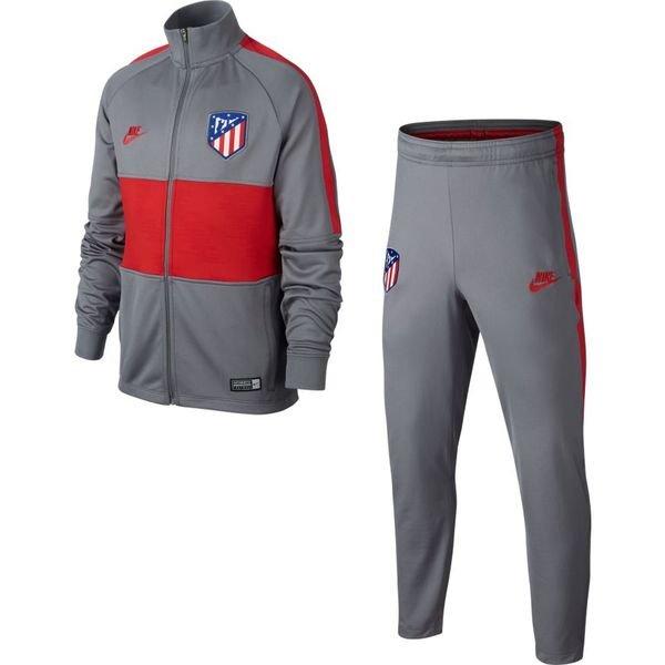 Atletico Madrid Trainingsanzug Dry BordeauxRot