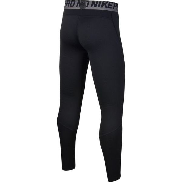 Nike Pro Compression Therma Tights SvartGråVit Barn