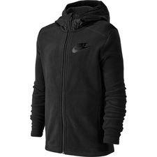 Nike Hoodie NSW Winterized - Zwart