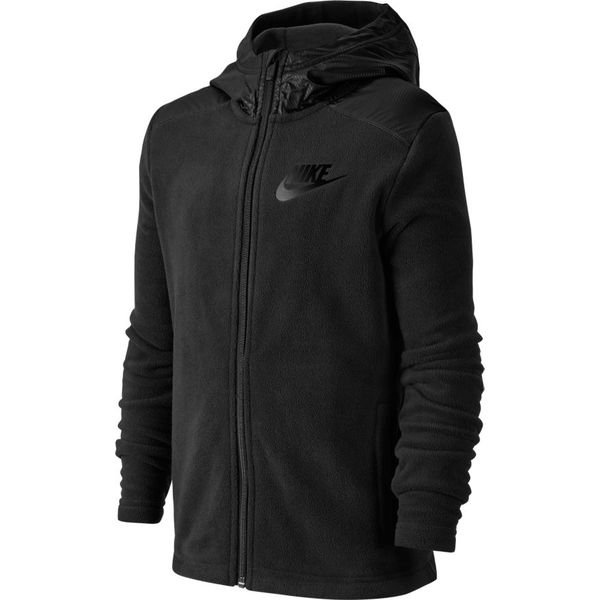 Nike Tech Fleece Windrunner OransjeSort
