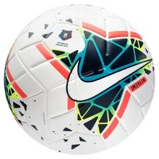 Nike Fotboll Merlin Russian Premier League - Vit/Navy/Blå