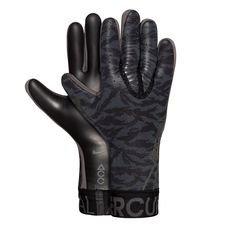 Nike Keepershandschoenen Mercurial Touch Elite - Zwart/Grijs/Zilver