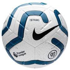 Nike Fotboll Strike 19 - Vit/Blå