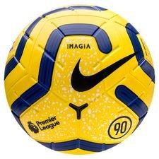 Nike Fotboll Magia Premier League - Gul/Blå/Svart
