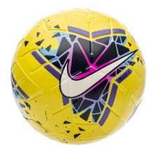 Nike Fotboll Magia - Gul/Svart/Lila/Vit