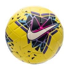 Nike Fotboll Merlin - Gul/Svart/Lila/Vit