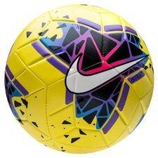 Nike Fotboll Strike - Gul/Svart/Lila/Vit