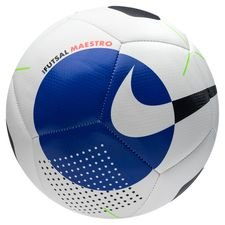 Nike Fußball Futsal Maestro - Weiß/Blau/Schwarz
