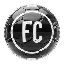 Nike F.C. Fotboll - Svart/Grå/Vit