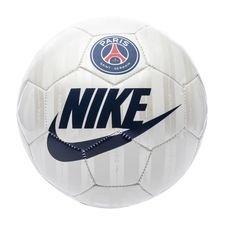 Paris Saint-Germain Fotboll Skills - Vit/Silver/Navy