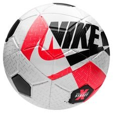 Nike airlock Street X Fotboll - Vit/Röd/Svart