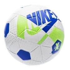 Nike airlock Street X Fotboll - Vit/Neon/Blå