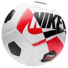 Nike Fotboll Street akka - Vit/Röd/Svart