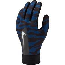 Nike Spielerhandschuhe Academy Hyperwarm AOP - Blau/Schwarz/Grau/Weiß Kinder