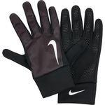 Nike Gants de Joueur Hyperwarm Field Player - Noir/Blanc