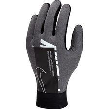 Nike Air Spielerhandschuhe Academy Hyperwarm - Grau/Schwarz/Weiß Kinder