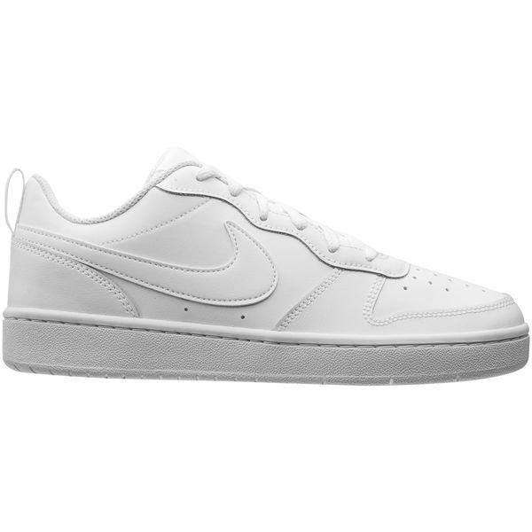 Nike Court Borough Low - White Kids