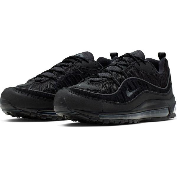 Nike Air Max 98 - Noir/Gris