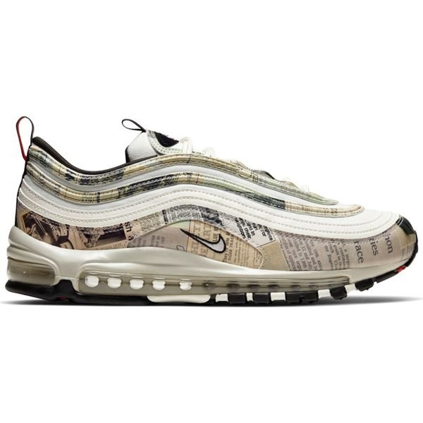 Nike Air Max 97 SailBlackTeam Orange