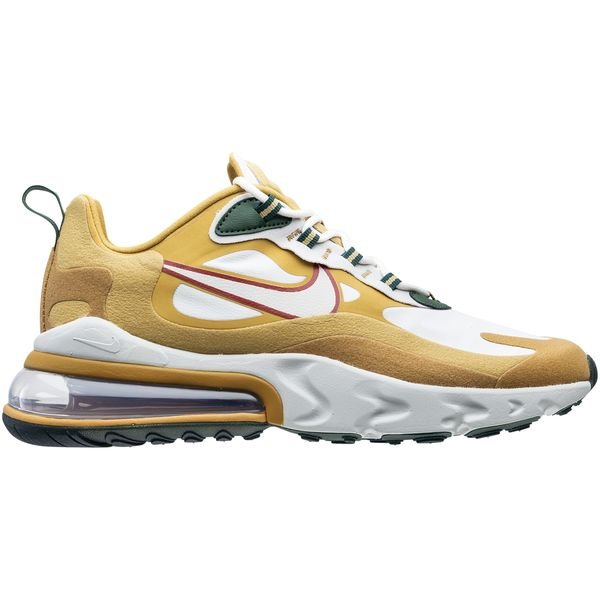 new release coupon codes promo codes Nike Air Max 270 React - Gold/Grau/Weiß