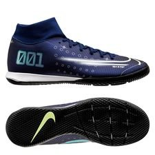 Nike Mercurial Superfly 7 Academy IC - Navy/Neon/Sort