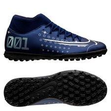 Nike Mercurial Superfly 7 Club TF Dream Speed - Navy/Neon/Sort