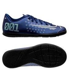 Nike Mercurial Vapor 13 Club IC Dream Speed - Navy/Neon/Svart Barn