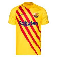 Barcelona Fotbollströja Senyera 2019/20