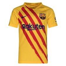 Barcelona Fotbollströja Senyera 2019/20 Barn