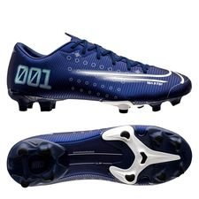 Nike Mercurial Vapor 13 Academy MG - Navy/Neon/Sort