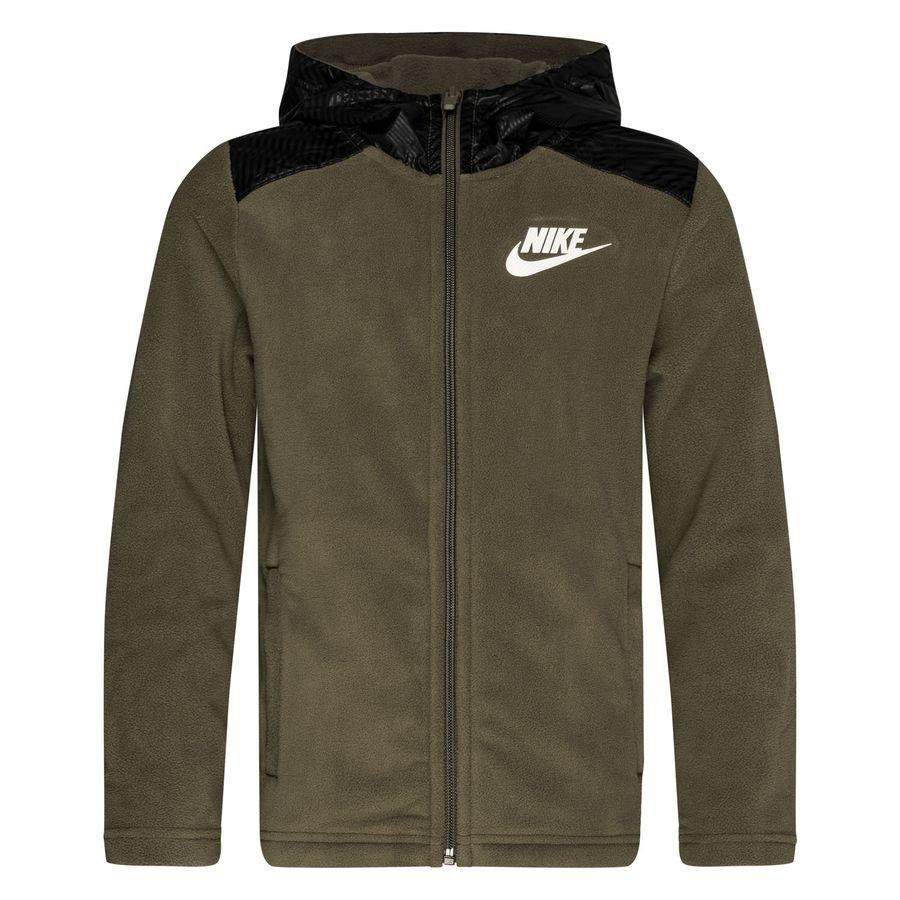 Nike Hættetrøje NSW Winterized - Grøn/Sort thumbnail