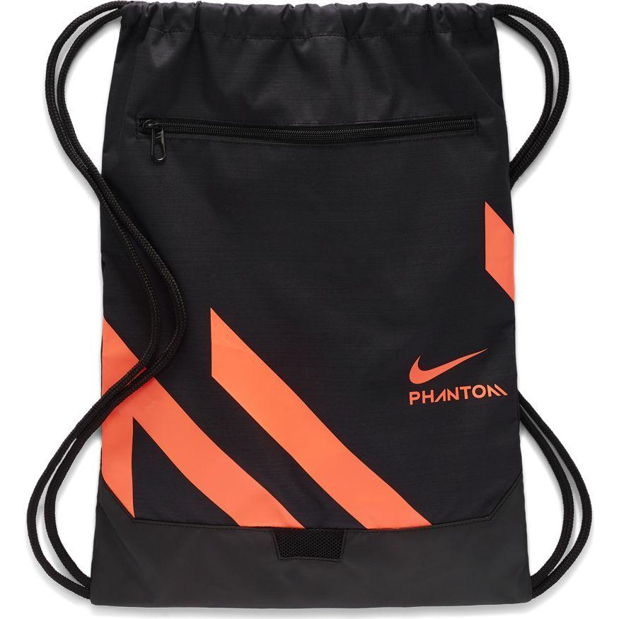 Nike Gymnastikpose Phantom - Sort/Orange thumbnail